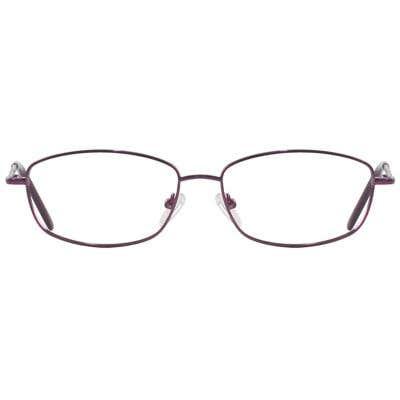 Rectangle Eyeglasses 132485