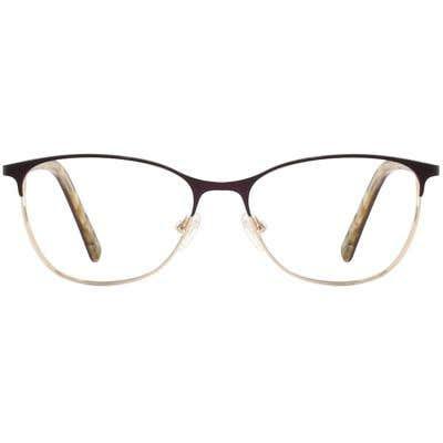 Cat Eye Eyeglasses 132554-c