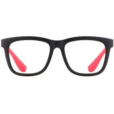 Rectangle Eyeglasses 132590