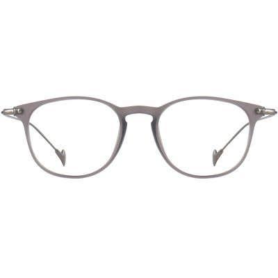 Round Eyeglasses 132639-c