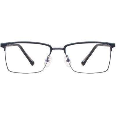 Rectangle Eyeglasses 132662-c