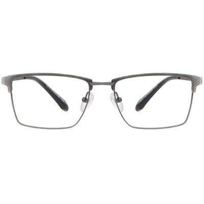 Rectangle Eyeglasses 132664-c