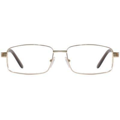 Rectangle Eyeglasses 132686-c