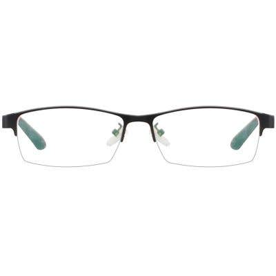 Rectangle Eyeglasses 132781-c