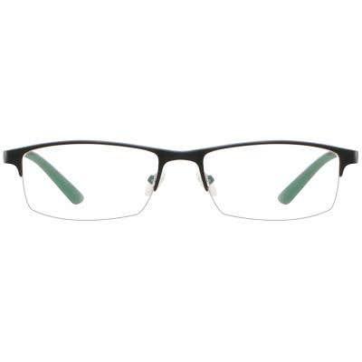 Rectangle Eyeglasses 132785-c