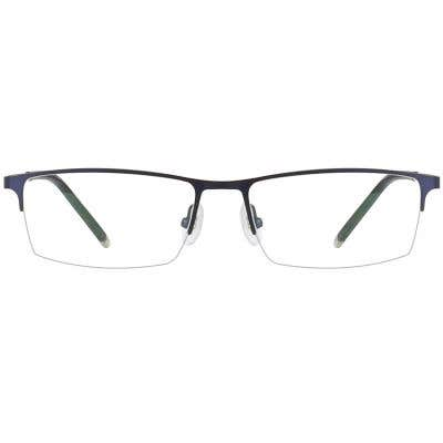 Rectangle Eyeglasses 132801-c