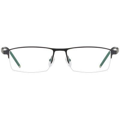Rectangle Eyeglasses 132803-c