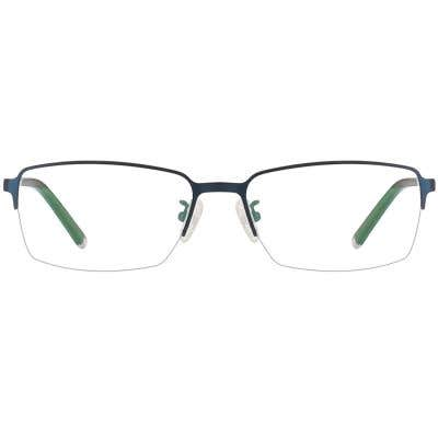 Rectangle Eyeglasses 132806-c