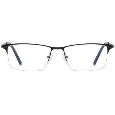 Rectangle Eyeglasses 132813-c