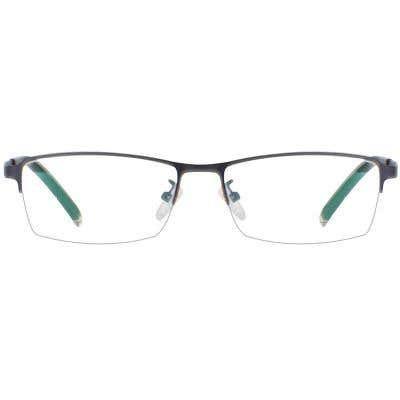 Rectangle Eyeglasses 132815-c