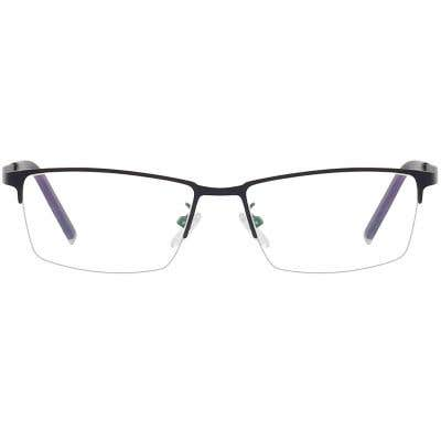 Rectangle Eyeglasses 132819-c