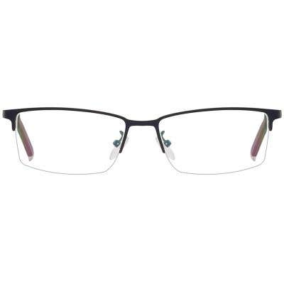 Rectangle Eyeglasses 132838