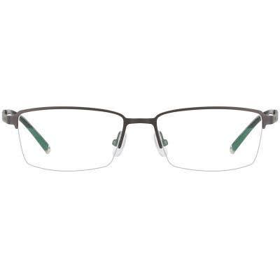 Rectangle Eyeglasses 132840