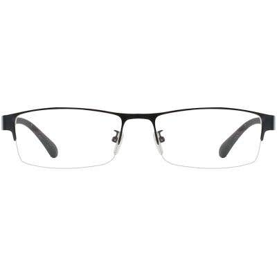Rectangle Eyeglasses 132858-c