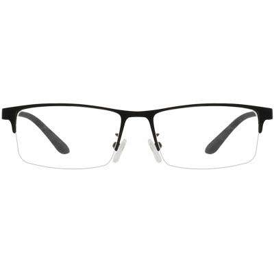 Rectangle Eyeglasses 132861-c