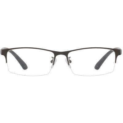 Rectangle Eyeglasses 132872-c