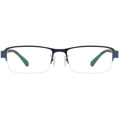 Rectangle Eyeglasses 132885-c