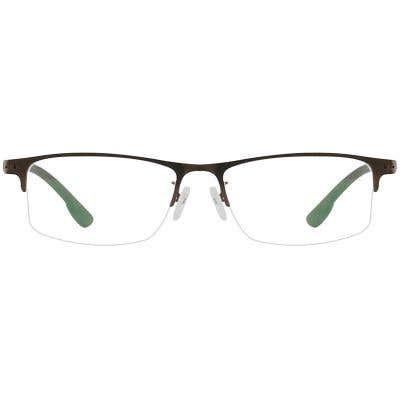 Rectangle Eyeglasses 132899-c