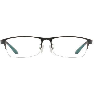 Rectangle Eyeglasses 132903-c