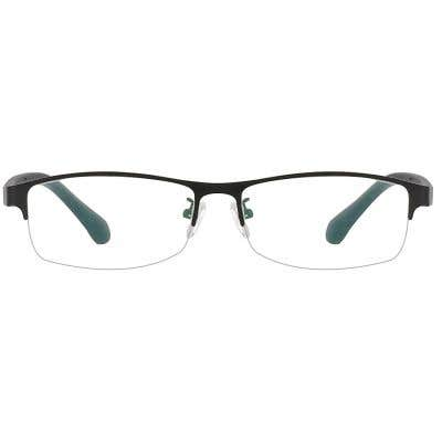 Rectangle Eyeglasses 132905-c