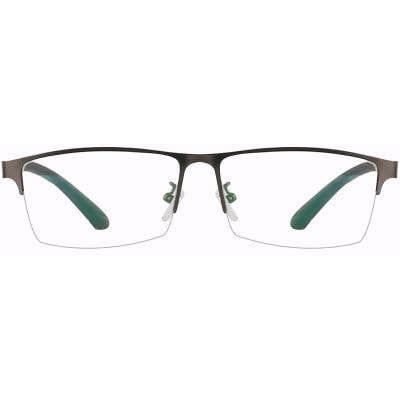 Rectangle Eyeglasses 132913-c