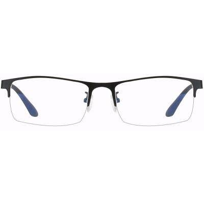 Rectangle Eyeglasses 132922-c