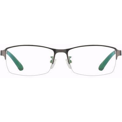 Rectangle Eyeglasses 132925-c