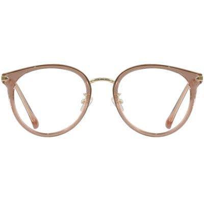 Round Eyeglasses 132947-c