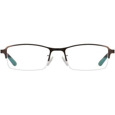Rectangle Eyeglasses 132980-c