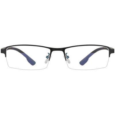 Rectangle Eyeglasses 132996