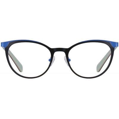 Cat Eye Eyeglasses 133104-c