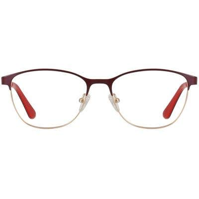 Cat Eye Eyeglasses 133107-c