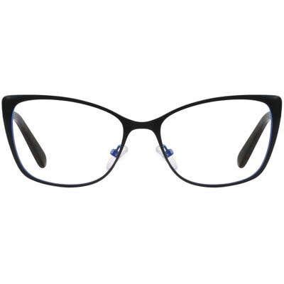 Cat Eye Eyeglasses 133110-c