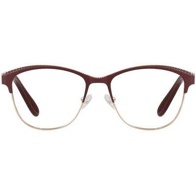 Cat Eye Eyeglasses 133113-c