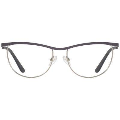 Cat Eye Eyeglasses 133116-c