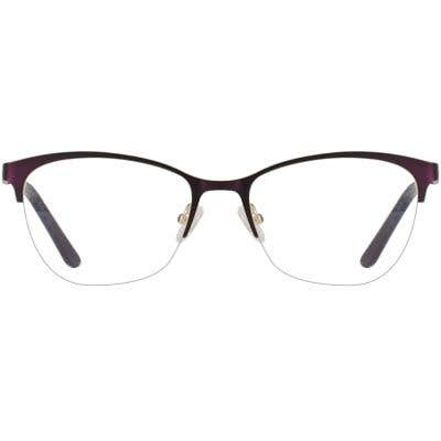 Cat Eye Eyeglasses 133123-c