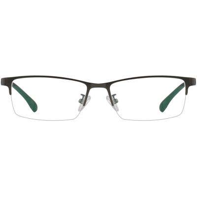 Rectangle Eyeglasses 133161-c