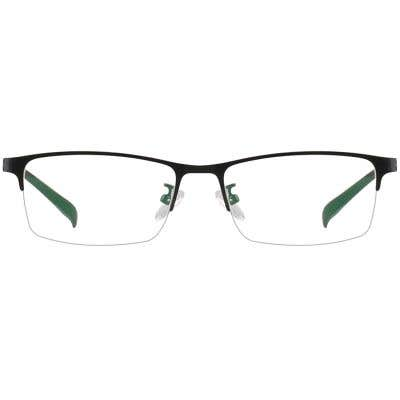 Rectangle Eyeglasses 133167-c