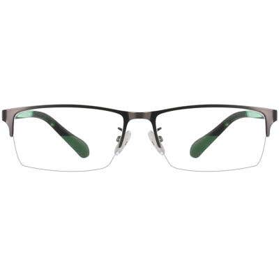 Rectangle Eyeglasses 133170-c