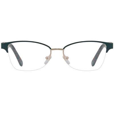Cat Eye Eyeglasses 133182-c