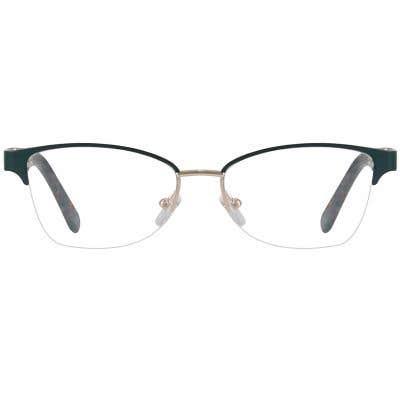 Cat Eye Eyeglasses 133182-c