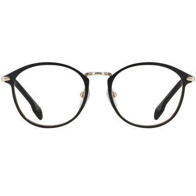 Round Eyeglasses 133206-c