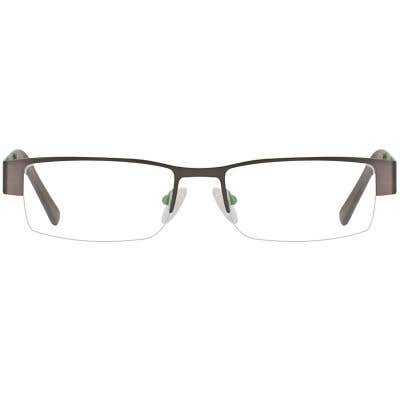 Rectangle Eyeglasses 133219-c