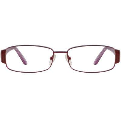 Rectangle Eyeglasses 133241a  2 Day Rush
