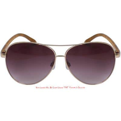 Pilot Eyeglasses 133327-c
