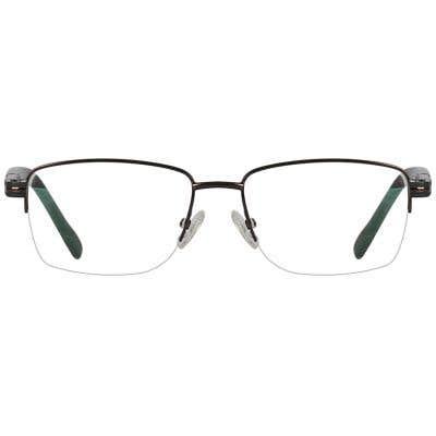 Rectangle Eyeglasses 133367-c