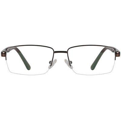 Rectangle Eyeglasses 133371-c