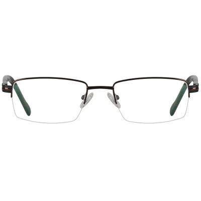 Rectangle Eyeglasses 133380-c