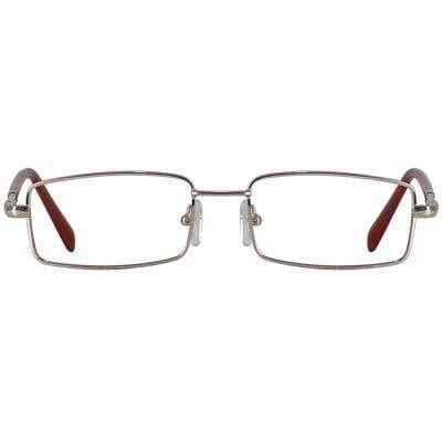 Rectangle Eyeglasses 133396-c
