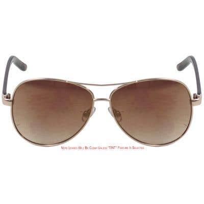 Pilot Eyeglasses 133458-c